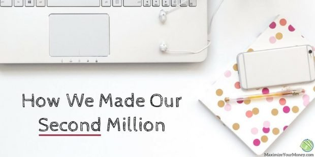 Our Second Million Dollars